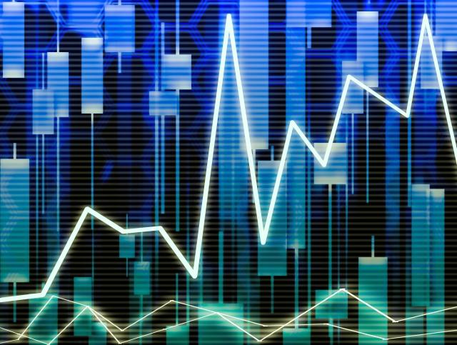 株の初心者でもわかるチャートの見方解説